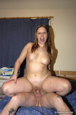 PICTURE SET: Real wife's first porn audition