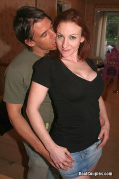 PICTURE SET: Scarlett and Chris