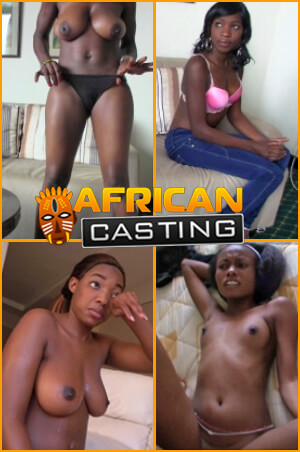 Real African Casting