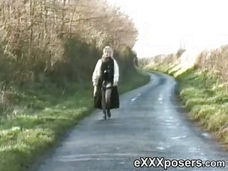 Exposing Down the Road