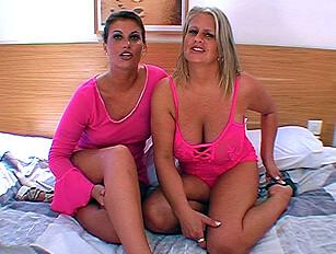 Yanca & Robyns Bukkake