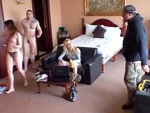 Bonus Scene: Vicky's Threesome
