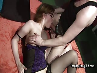 Jessica Lo and Mature Sandy #1