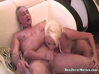 Ben Dover Meets Nikki Blonde