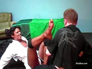 Wrestling Roxy
