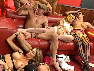 Group sex with ben Dover
