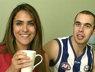 Valentina and David