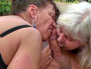 Grannies Farmhouse Orgy