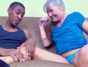Tiny boobed Leilani Lei takes a fuck from the Pussy Bandit ending with a creampie